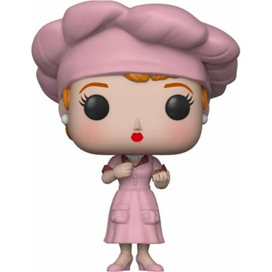 I Love Lucy: Factory Lucy POP! Television Vinyl Figur