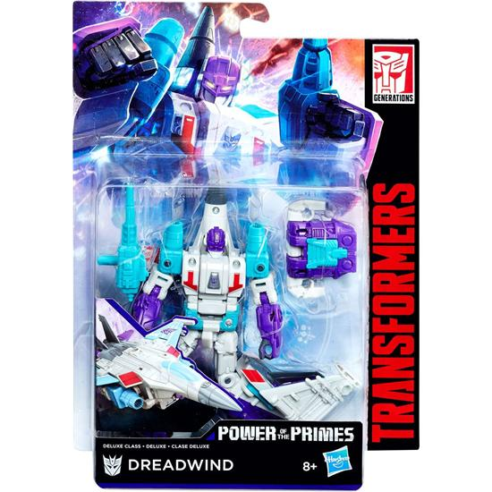Transformers: Transformers Generations Power of the Primes Action Figures Deluxe Class 2018 Wave 1 4-pack