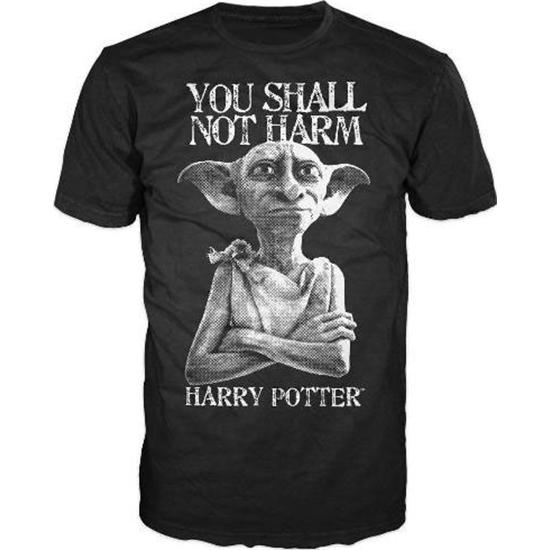 Harry Potter: You Shall Not Harm Harry Potter T-Shirt