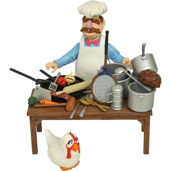 Muppet Show: The Swedish Chef Deluxe Action Figure