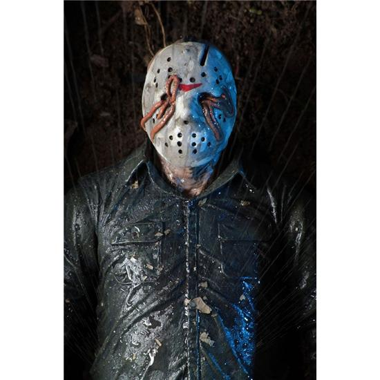 Friday The 13th: Friday the 13th Part 5 Action Figure Ultimate Jason 18 cm