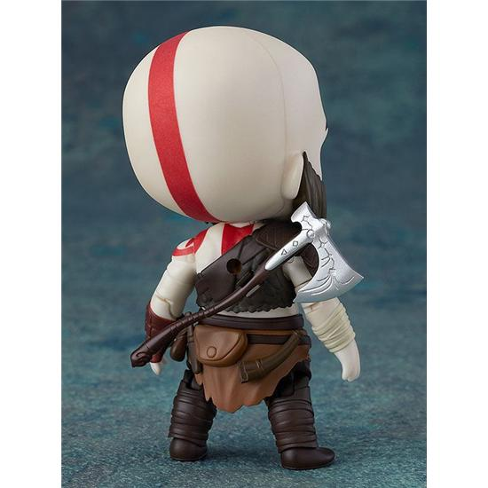 God Of War: God of War Nendoroid Action Figure Kratos 10 cm