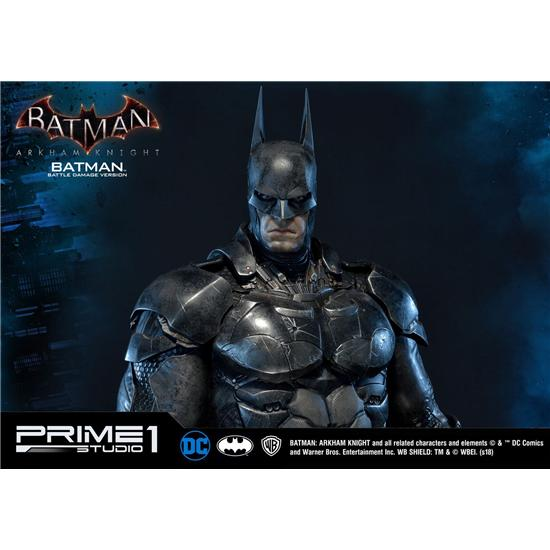 Batman: Batman Arkham Knight Statue 1/3 Batman Battle Damage Version 86 cm