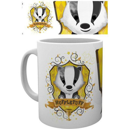 Harry Potter: Harry Potter Mug Hufflepuff Paint