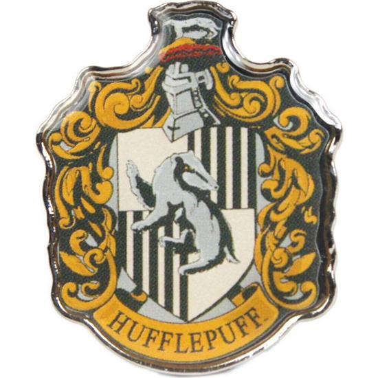 Harry Potter: Harry Potter Enamel Badge Hufflepuff