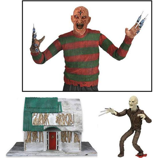 A Nightmare On Elm Street: Nightmare On Elm Street 3 Action Figure Ultimate Freddy 18 cm