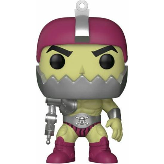 Masters of the Universe (MOTU): Trap Jaw Metallic POP! Television Vinyl Figur (#487)