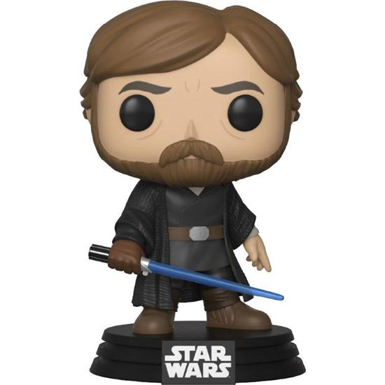 Star Wars: Luke Skywalker (Final Battle) POP! Vinyl Bobble-Head (#266)