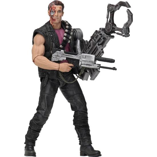 Terminator: Power Arm T-800 Terminator 2 Action Figure 18 cm Kenner Tribute