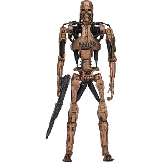 Terminator: Metal Mash Endoskeleton Terminator 2 Action Figure 18 cm Kenner Tribute