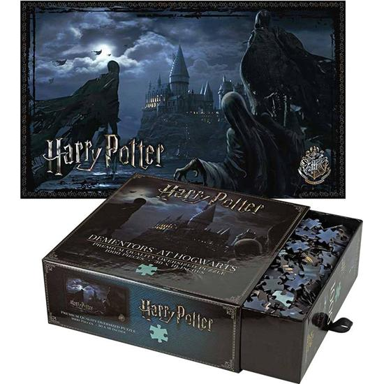 Harry Potter: Harry Potter Jigsaw Puzzle Dementors at Hogwarts