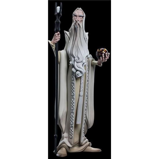 Lord Of The Rings: Lord of the Rings Mini Epics Vinyl Figure Saruman 17 cm