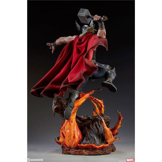 Thor: Marvel Comics Premium Format Figure Thor Breaker of Brimstone 65 cm
