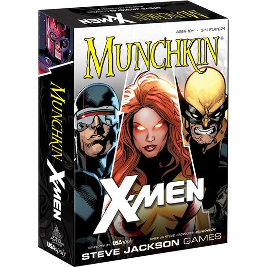 X-Men: Munchkin Card Game X-Men *English Version*