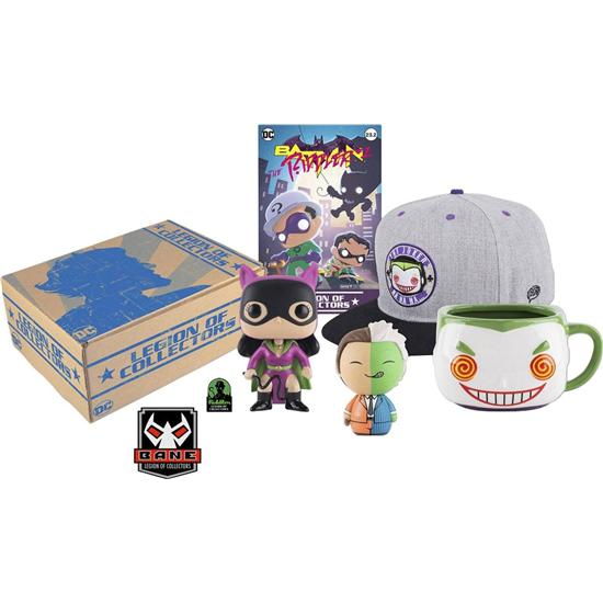 DC Comics: DC Legion of Collectors Box Batman Villains