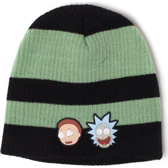Rick and Morty: Rick & Morty Striped Beanie
