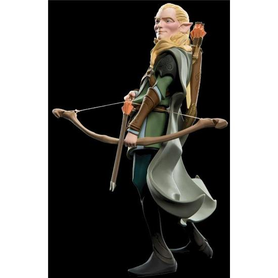 Lord Of The Rings: Lord of the Rings Mini Epics Vinyl Figure Legolas 12 cm