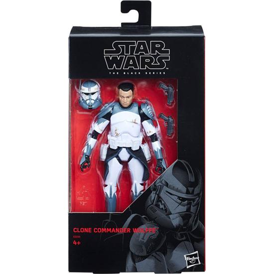 Star Wars: Star Wars Black Series Action Figure 2018 Commander Wolffe Exclusive 15 cm