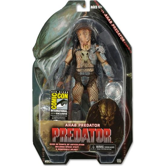 Predator: Fire and Stone Ahab Predator figur - SDCC Limited edition