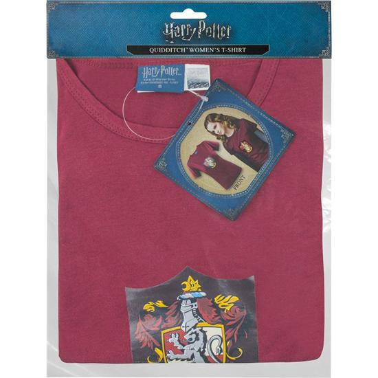 Harry Potter: Hermione Quidditch Supporter T-Shirt (damemodel)
