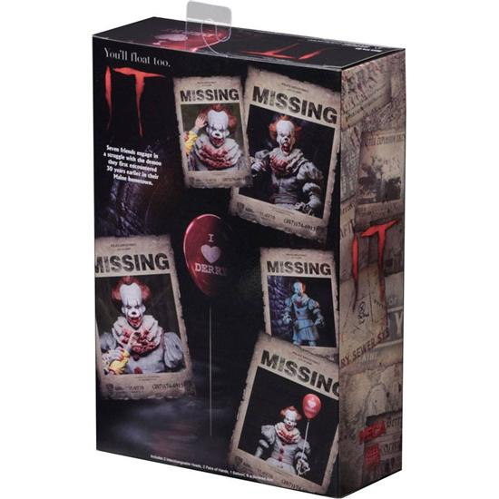 It Stephen King S It 2017 Action Figure Ultimate