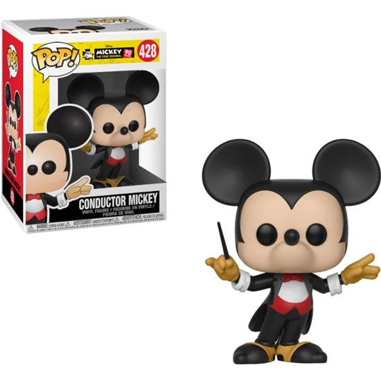 Disney: Conductor Mickey POP! Vinyl Figur (#428)