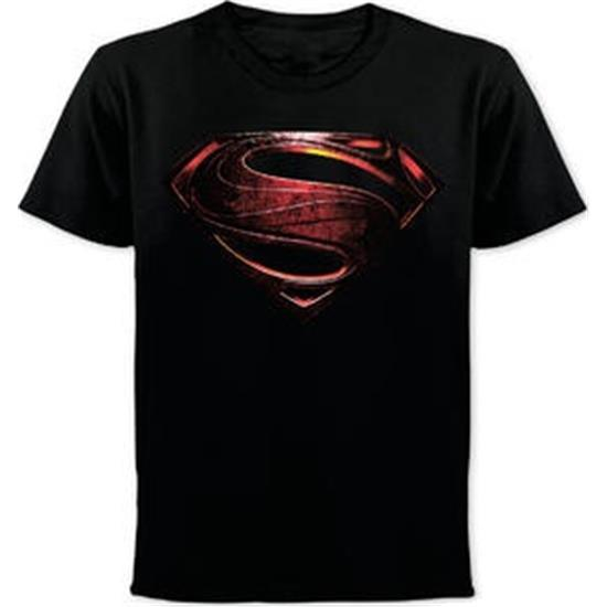 Superman: Man of Steel T-Shirt Logo Superman