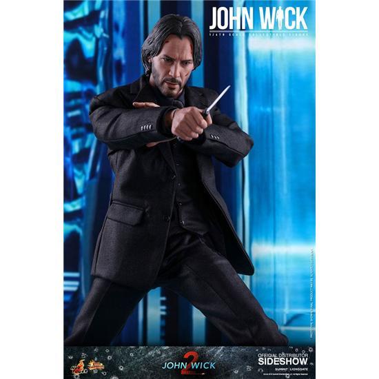 John Wick John Wick Chapter 2 Movie Masterpiece Action Figure 16