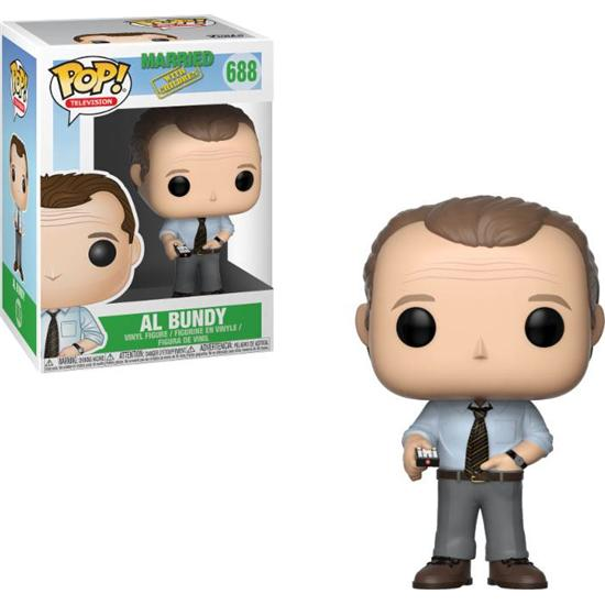 Married... with Children: Al Bundy POP! TV Vinyl Figur (#688)