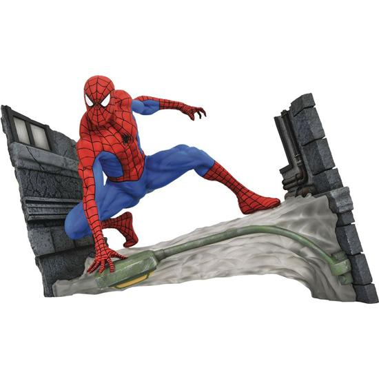 Spider-Man: Marvel Comic Gallery PVC Statue Spider-Man Webbing 18 cm