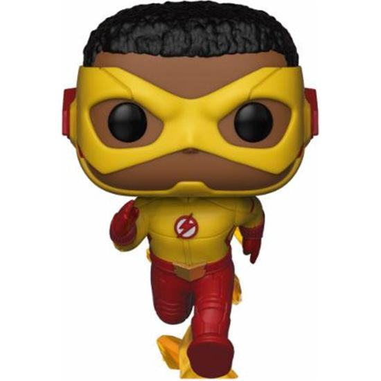 Flash: Kid Flash POP! Television Vinyl Figur (#714)