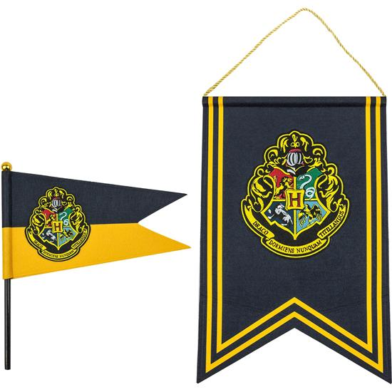 Harry Potter: Hogwarts Banner og Flag