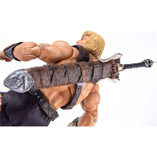 Masters of the Universe (MOTU): He-Man Action Figure 1/6 He-Man 30 cm