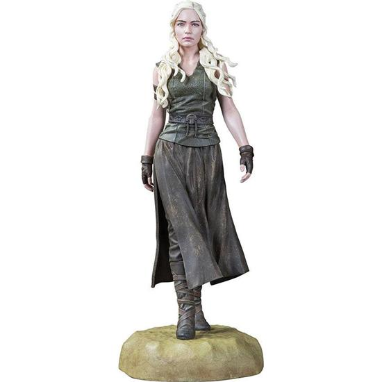 Game Of Thrones: Game of Thrones PVC Statue Daenerys Targaryen Mother of Dragons 20 cm
