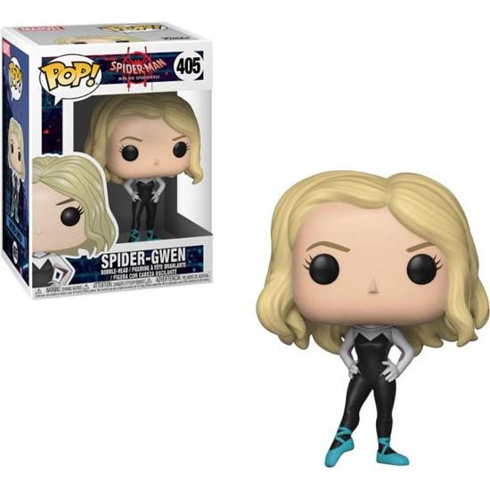 Spider-Man: Spider-Gwen POP! Marvel Vinyl Bobble-Head Figur (#405)