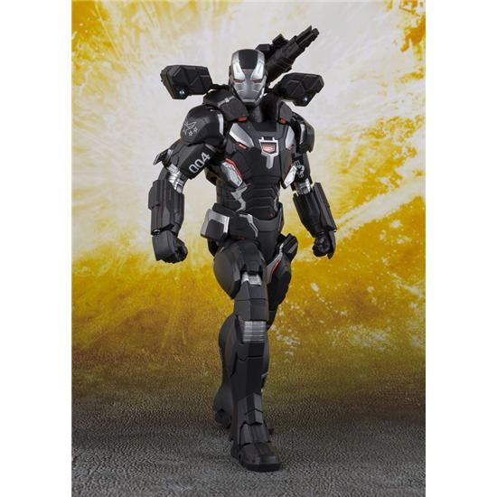Avengers: Avengers Infinity War S.H. Figuarts Action Figure War Machine Mark IV 16 cm