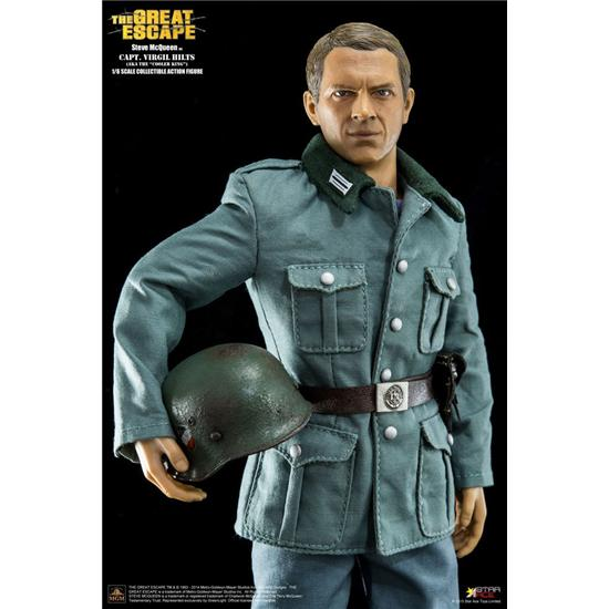 Great Escape: The Great Escape My Favourite Legend Action Figure 1/6 Steve McQueen Special Edition 30 cm