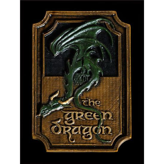 Lord Of The Rings: Lord of the Rings Magnet The Green Dragon