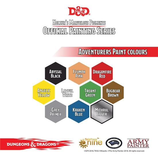 Dungeons & Dragons: Dungeons & Dragons - Nolzur
