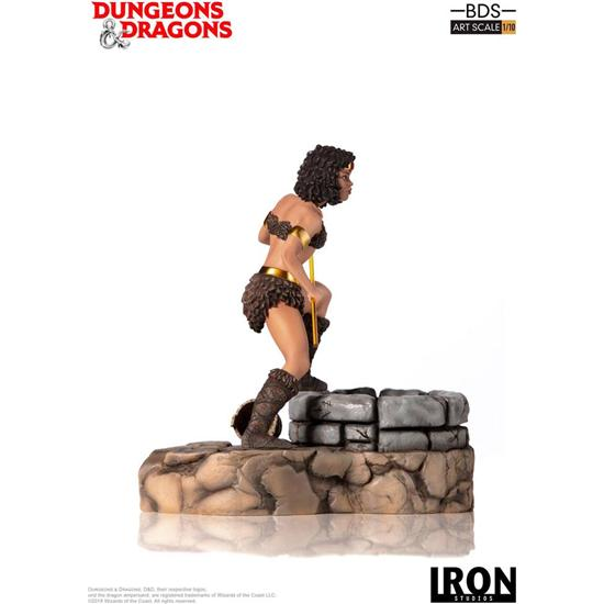Dungeons & Dragons: Dungeons & Dragons BDS Art Scale Statue 1/10 Diana The Acrobat 17 cm