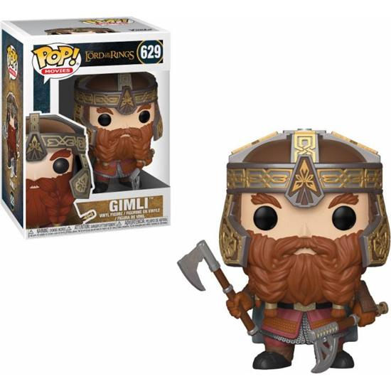 Lord Of The Rings: Gimli POP! Movie Vinyl Figur (#629)