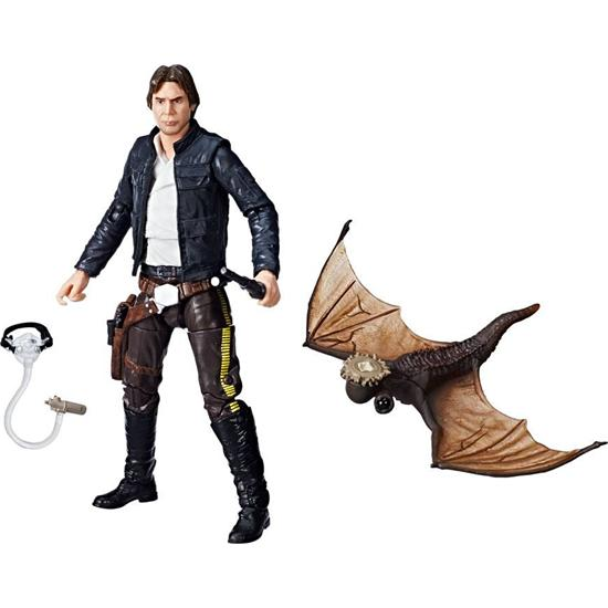 Star Wars: Star Wars Episode V Black Series Action Figure 2018 Han Solo Exogorth Escape Exclusive 15 cm