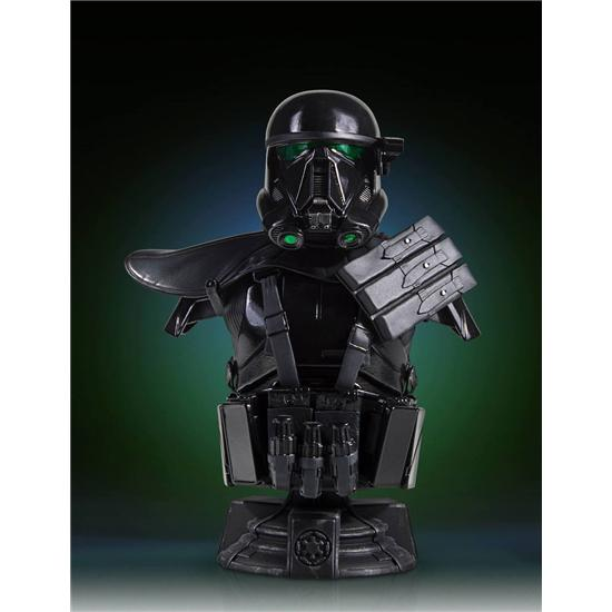 Star Wars: Star Wars Episode VII Bust 1/6 Death Trooper Specialist PGM Exclusive 25 cm