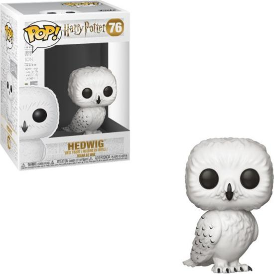 Harry Potter: Hedwig POP! Movies Vinyl Figur (#76)