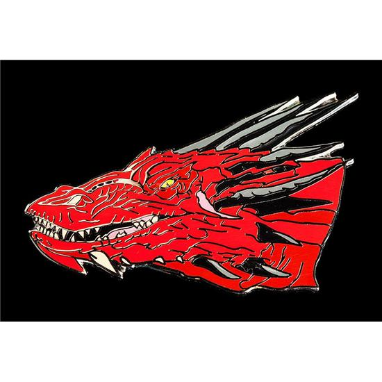 Hobbitten: Hobbit Collectors Pin Smaug