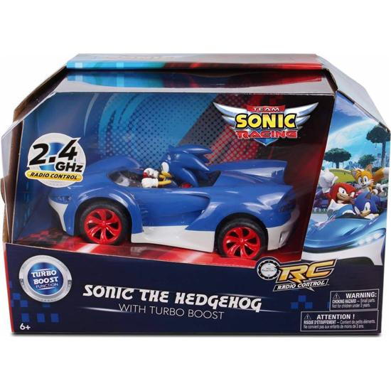 Sonic The Hedgehog: Team Sonic Racing RC Car Sonic Turbo Boost