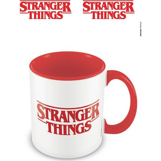 Stranger Things: Logo Krus