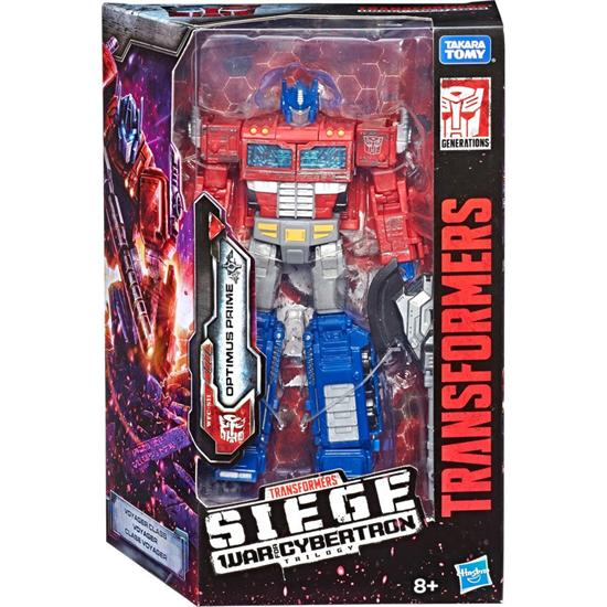 Transformers: Transformers Generations War for Cybertron: Siege Action Figures Voyager 2019 Wave 1 2-Pack