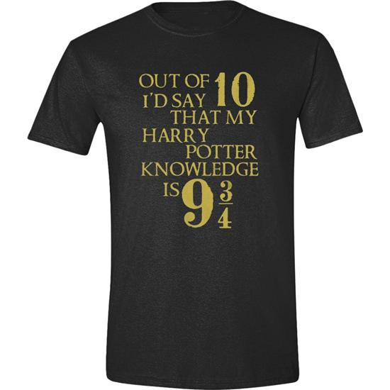 Harry Potter: Potter Knowledge T-Shirt