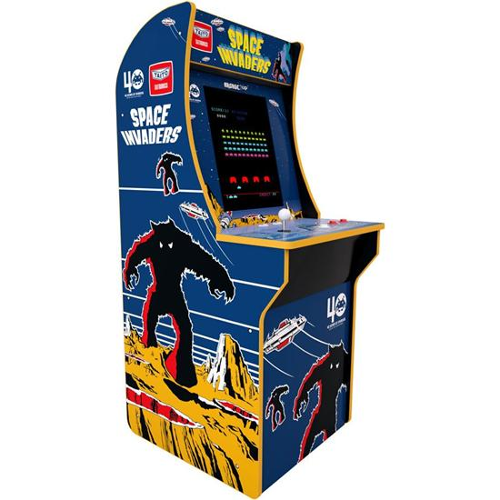 Space Invaders: Arcade1Up Mini Cabinet Arcade Game Space Invaders 122 cm